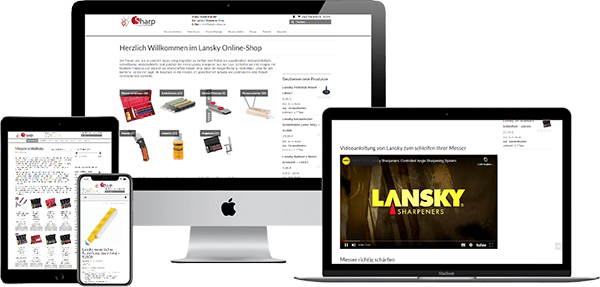 Lansky Messerschärfer Shop