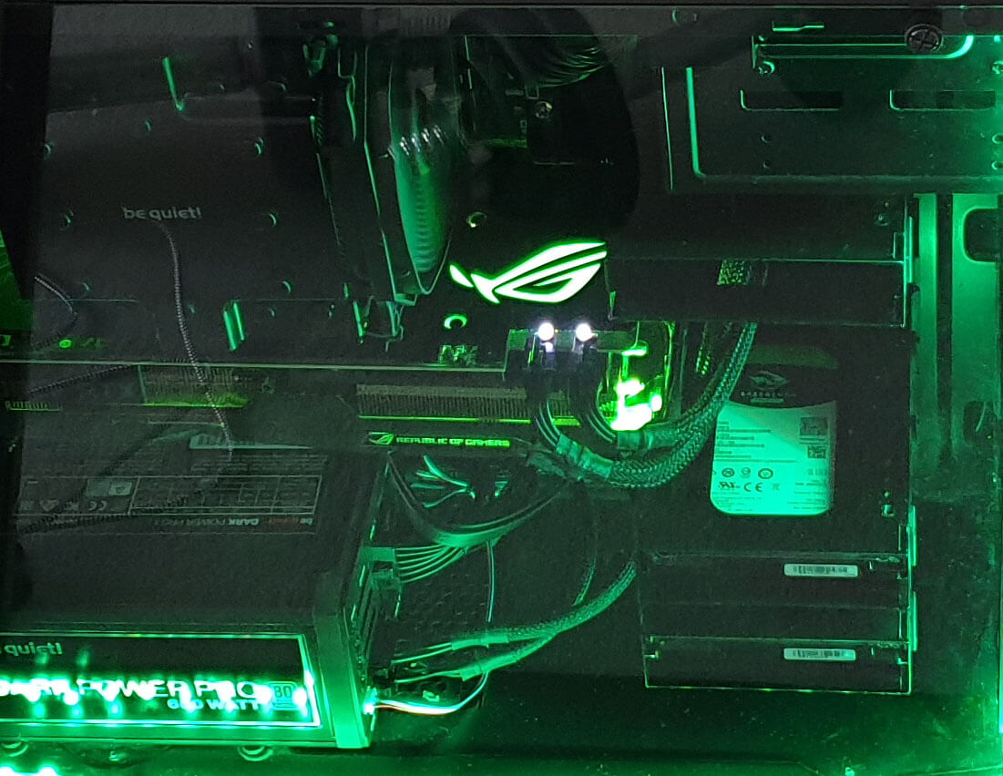 Asus Aura Service LED - Wenn die PC Beleuchtung kaputt ist